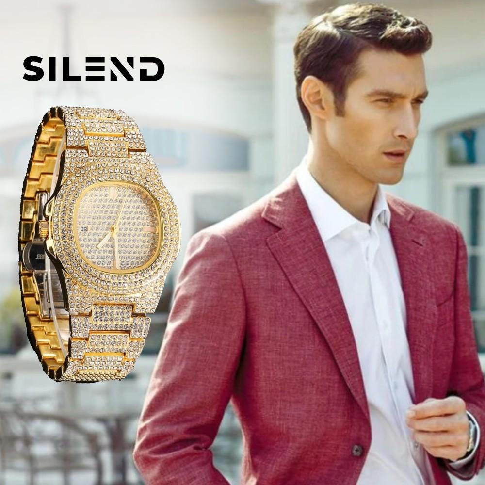 SILEND® Orologio d'oro