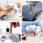STITCHLY ®️ Macchina da cucire mini