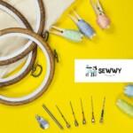 SEWWY® RICAMO 3D