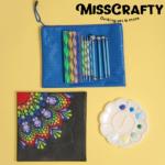 MISSCRAFTY® Set di Pittura Mandala