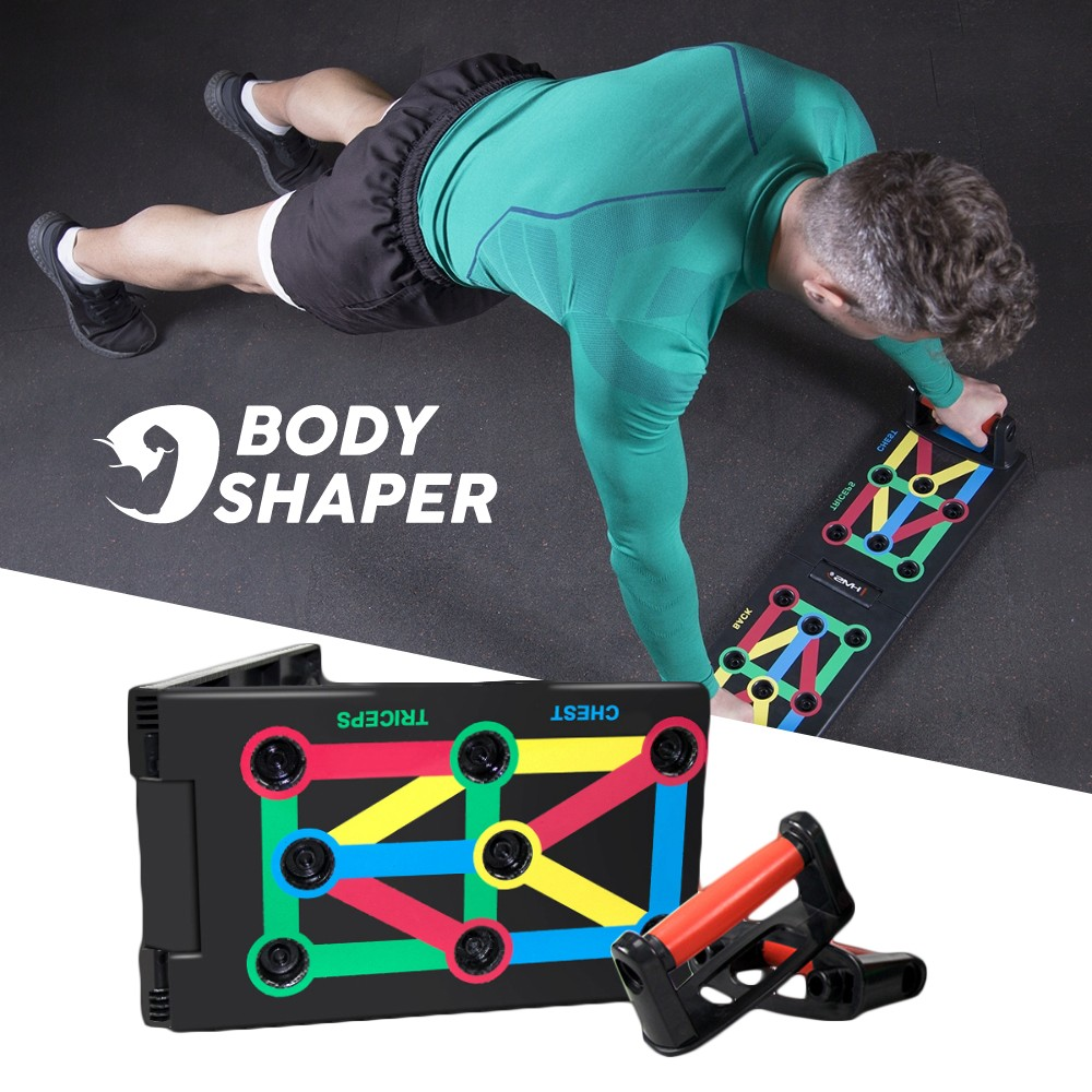 BODY SHAPER® Barra per piegamenti