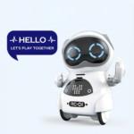 Mini robot tascabile educativo