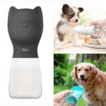 Bottiglia d'acqua portatile per cani