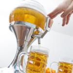 Dispenser e Refrigeratore per bevande