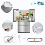 FRIDGE FRESH® Tubo per la pulizia del frigorifero